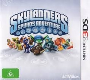 Skylanders Spyros Adventure - 3DS Game