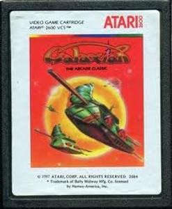 Galaxian - Atari 2600 Game
