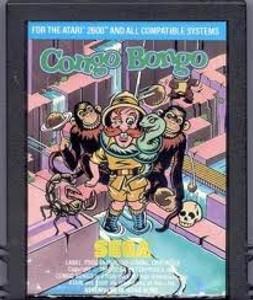 Congo Bongo - Atari 2600 Game