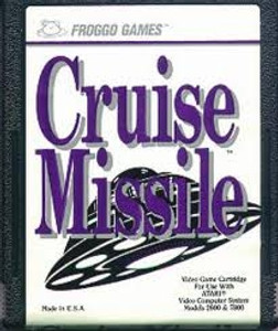 Cruise Missile - Atari 2600 Game