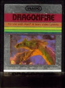 Dragonfire - Atari 2600 Game