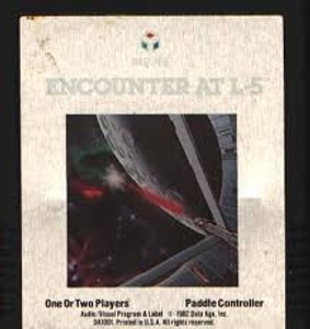 Encounter At L-5 - Atari 2600 Game