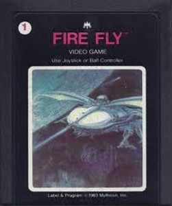 Fire Fly - Atari 2600 Game
