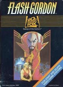 Flash Gordon - Atari 2600 Game