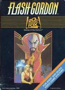 Flash Gordon - Atari 2600 Game