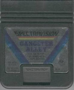 Gangster Alley - Atari 2600 Game