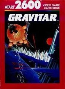 Gravitar - Atari 2600 Game