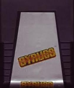 Gyruss - Atari 2600 Game