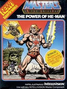Masters of the Universe The Power of He-Man - Atari 2600 Game
