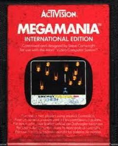 MegaMania - Atari 2600 Game