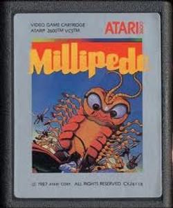 Millipede - Atari 2600 Game