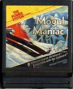Mogul Maniac - Atari 2600 Game