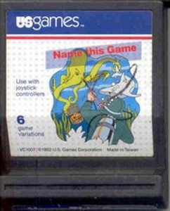 Name This Game - Atari 2600 Game