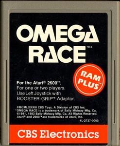 Omega Race - Atari 2600 Game