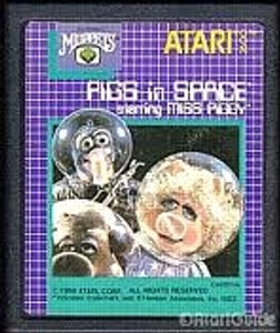Pigs in Space - Atari 2600 Game
