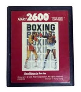 Real Sports Boxing Red Label - Atari 2600 Game