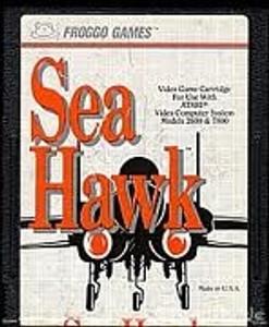 Sea Hawk - Atari 2600 Game