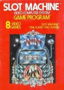 Slot Machine - Atari 2600 Game