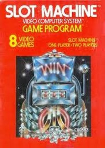 Slot Machine - Atari 2600 Game