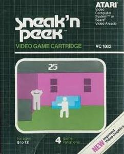 Sneak'n Peek - Atari 2600 Game