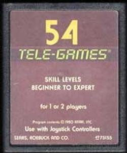 Soccer - Atari 2600 Game