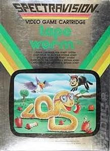Tape Worm - Atari 2600 Game