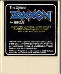 Zaxxon - Atari 2600 Game