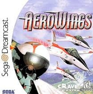 AeroWings - Dreamcast Game
