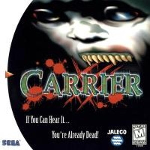 Carrier  - Dreamcast Game