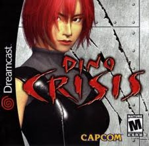 Dino Crisis - Dreamcast Game