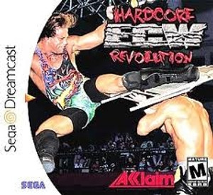 ECW Hardcore Revolution - Dreamcast Game