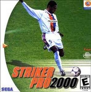 Striker Pro 2000 - Dreamcast Game