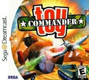 Toy Commander - Dreamcast Game