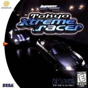 Tokyo Xtreme Racer - Dreamcast Game