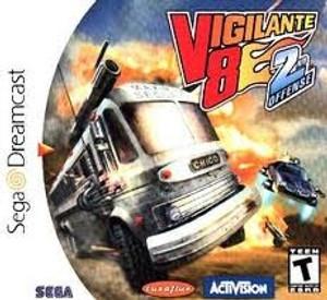 Vigilante 8 2nd Offense - Dreamcast Game