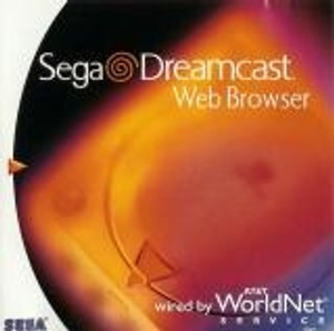 Web Browser - Dreamcast Game