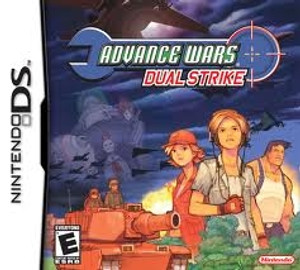Advance Wars Dual Strike - DS Game