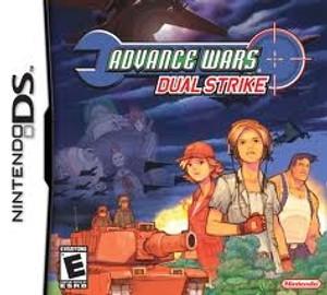 Advance Wars Dual Strike - DS Game