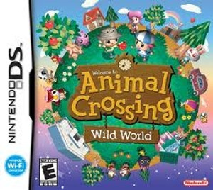Animal Crossing Wild World - DS Game