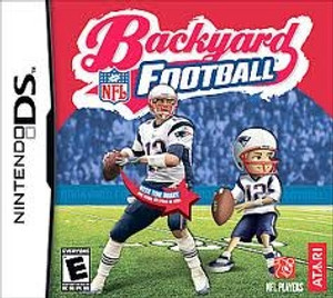 Backyard Football - DS Game