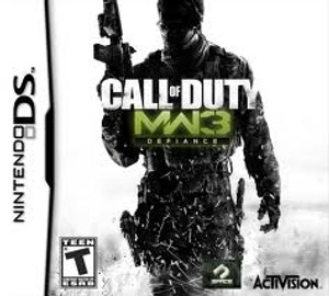 Call Of Duty MW3 - DS Game