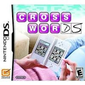 Cross Words - DS Game