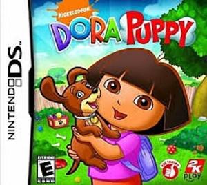 Dora Puppy - DS Game