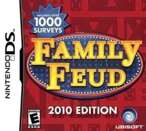 Family Feud - DS Game