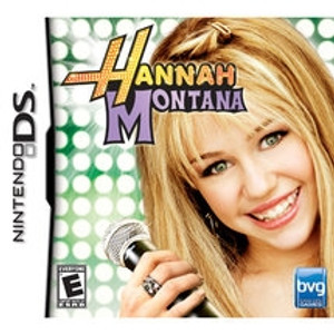 Hannah Montana - DS Game