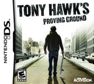 Tony Hawk's Proving Ground - DS Game