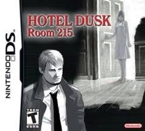 Hotel Dusk Room 215 - DS Game