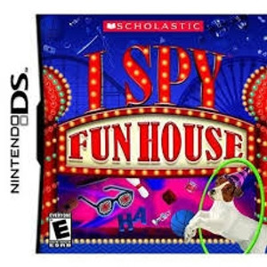 I Spy Fun House - DS Game