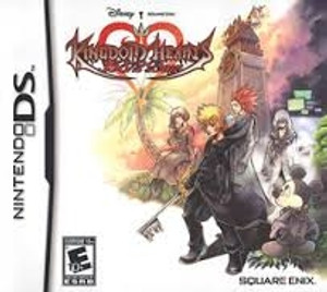 Kingdom Hearts 358/2 Days - DS Game