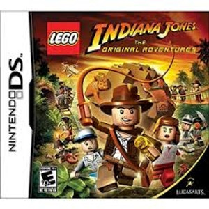 Lego Indiana Jones Original Adventure - DS Game